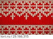 Купить «Cool Retro Christmas Jumper Design», фото № 29166315, снято 8 июля 2020 г. (c) Wavebreak Media / Фотобанк Лори