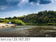 Купить «Галичья гора», фото № 29167351, снято 7 июля 2018 г. (c) Ольга Сейфутдинова / Фотобанк Лори