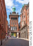 Купить «Дания. Копенгаген. Резиденция пивоваренной компании Карлсберг.», фото № 29173175, снято 18 июля 2010 г. (c) Галина Савина / Фотобанк Лори