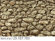 Close up of mountain rocks texture background. Стоковое фото, фотограф Максим Бейков / Фотобанк Лори