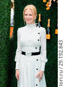 Купить «The Tenth Annual Veuve Clicquot Polo Classic at Liberty State Park - Red Carpet Arrivals Featuring: Nicole Kidman Where: Jersey City, New Jersey, United...», фото № 29192843, снято 4 июня 2017 г. (c) age Fotostock / Фотобанк Лори
