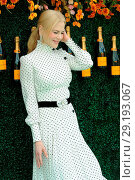 Купить «The Tenth Annual Veuve Clicquot Polo Classic at Liberty State Park - Red Carpet Arrivals Featuring: Nicole Kidman Where: Jersey City, New Jersey, United...», фото № 29193067, снято 4 июня 2017 г. (c) age Fotostock / Фотобанк Лори