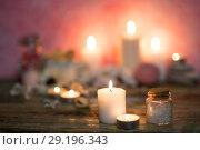Купить «Items for spa», фото № 29196343, снято 22 марта 2018 г. (c) Типляшина Евгения / Фотобанк Лори