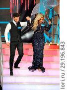 Купить «Big Brother 2017 - Live Launch Featuring: Rebecca Jane, Kieran Lee Where: Borehamwood, Hertfordshire, United Kingdom When: 05 Jun 2017 Credit: WENN.com», фото № 29196843, снято 5 июня 2017 г. (c) age Fotostock / Фотобанк Лори