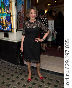 Купить «Annie Press Night at the Piccadilly Theatre, London Featuring: Dame Esther Rantzen Where: London, United Kingdom When: 05 Jun 2017 Credit: WENN.com», фото № 29197035, снято 5 июня 2017 г. (c) age Fotostock / Фотобанк Лори