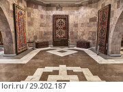 Ethnography museum (1978), Sardarapat, Armavir province, Armenia. Стоковое фото, фотограф Ivan Vdovin / age Fotostock / Фотобанк Лори