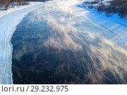 Купить «Зимний пейзаж», фото № 29232975, снято 10 ноября 2017 г. (c) Икан Леонид / Фотобанк Лори