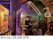 Купить «Steampunk HQ Art Gallery Museum. Oamaru Otago New Zealand.», фото № 29243575, снято 2 сентября 2018 г. (c) age Fotostock / Фотобанк Лори