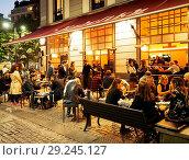 Купить «Europe , Italy , Lombardy, milan, corso garibaldi, radetzky cafe», фото № 29245127, снято 1 января 2000 г. (c) age Fotostock / Фотобанк Лори