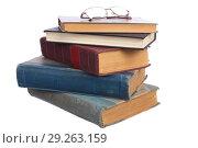 Книги. Стоковое фото, фотограф Целоусов Дмитрий Геннадьевич / Фотобанк Лори