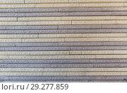 Купить «brick wall facing texture», фото № 29277859, снято 7 февраля 2018 г. (c) Syda Productions / Фотобанк Лори