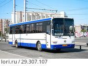 Купить «GOLAZ LIAZ 5256», фото № 29307107, снято 14 августа 2009 г. (c) Art Konovalov / Фотобанк Лори