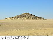 Sahara desert. Egypt (2008 год). Стоковое фото, фотограф Знаменский Олег / Фотобанк Лори