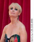 Купить «British Soap Awards 2018 Red Carpet Arrivals at Hackney Empire in London Featuring: Lysette Anthony Where: London, United Kingdom When: 02 Jun 2018 Credit: WENN.com», фото № 29333899, снято 2 июня 2018 г. (c) age Fotostock / Фотобанк Лори