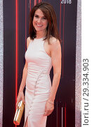 Купить «British Soap Awards 2018 Red Carpet Arrivals at Hackney Empire in London. Featuring: Gillian Kearney Where: London, United Kingdom When: 02 Jun 2018 Credit: WENN.com», фото № 29334903, снято 2 июня 2018 г. (c) age Fotostock / Фотобанк Лори