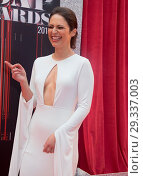 Купить «British Soap Awards 2018 Red Carpet Arrivals at Hackney Empire in London. Featuring: Nicola Thorp Where: London, United Kingdom When: 02 Jun 2018 Credit: WENN.com», фото № 29337003, снято 2 июня 2018 г. (c) age Fotostock / Фотобанк Лори
