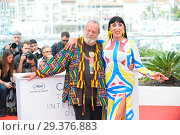 Купить «71st annual Cannes Film Festival - 'The Man Who Killed Don Quixote' - Photocall Featuring: Terry Gilliam, Rossy De Palma Where: Cannes, France When: 19 May 2018 Credit: Euan Cherry/WENN.», фото № 29376883, снято 19 мая 2018 г. (c) age Fotostock / Фотобанк Лори