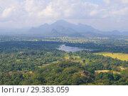 Купить «Облачный день над Цейлоном. Шри-Ланка», фото № 29383059, снято 16 марта 2015 г. (c) Виктор Карасев / Фотобанк Лори