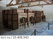 Купить «Dachau, Germany, Dachau concentration camp memorial site», фото № 29408943, снято 3 июня 2017 г. (c) Caro Photoagency / Фотобанк Лори
