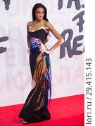 Купить «71st annual Cannes Film Festival - Fashion For Relief - Catwalk show & Afterparty Featuring: Winnie Harlow Where: Cannes, France When: 13 May 2018 Credit: Euan Cherry/WENN.», фото № 29415143, снято 13 мая 2018 г. (c) age Fotostock / Фотобанк Лори