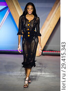 Купить «71st annual Cannes Film Festival - Fashion For Relief - Catwalk show & Afterparty Featuring: Winnie Harlow Where: Cannes, France When: 13 May 2018 Credit: Euan Cherry/WENN.», фото № 29415343, снято 13 мая 2018 г. (c) age Fotostock / Фотобанк Лори