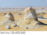Купить «White desert Sahara Egypt», фото № 29435043, снято 27 декабря 2008 г. (c) Знаменский Олег / Фотобанк Лори