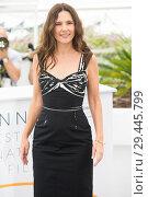 Купить «71st annual Cannes Film Festival - Un Certain Regard - Jury Photocall Featuring: Virginie Ledoyen Where: Cannes, France When: 09 May 2018 Credit: Euan Cherry/WENN.», фото № 29445799, снято 9 мая 2018 г. (c) age Fotostock / Фотобанк Лори