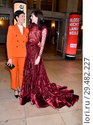 Aftershow-Party of Deutscher Filmpreis 2018 ar Palais am Funkturm... Редакционное фото, фотограф AEDT / WENN.com / age Fotostock / Фотобанк Лори