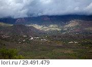 Пейзажи острова Гран Канария (2018 год). Стоковое фото, фотограф Tamara Kulikova / Фотобанк Лори