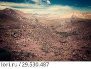 Купить «Andes near Las Lenas», фото № 29530487, снято 9 февраля 2017 г. (c) Яков Филимонов / Фотобанк Лори