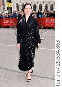 Купить «Celebrities arrive for Austrian Film Award 'Romy' at Hofburg in Vienna. Featuring: Verena Altenberger Where: Vienna, Austria When: 07 Apr 2018 Credit: AEDT/WENN.com», фото № 29534863, снято 7 апреля 2018 г. (c) age Fotostock / Фотобанк Лори