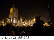 Купить «Poznan, Poland, Independence Day Celebration (Dzien Niepodligosci)», фото № 29568643, снято 11 ноября 2018 г. (c) Caro Photoagency / Фотобанк Лори