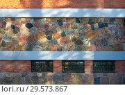 Фрагмент фасада здания. Стоковое фото, фотограф Зобков Георгий / Фотобанк Лори