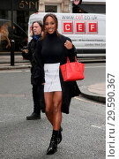 Купить «Alexandra Burke seen arriving at Radio 2 Featuring: Alexandra Burke Where: London, United Kingdom When: 20 Mar 2018 Credit: Michael Wright/WENN.com», фото № 29590367, снято 20 марта 2018 г. (c) age Fotostock / Фотобанк Лори