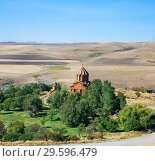 Купить «Вид на монастырь Мармашен, Армения», фото № 29596479, снято 30 сентября 2018 г. (c) Инна Грязнова / Фотобанк Лори