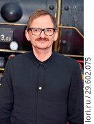 Milan Peschel at the world premiere Jim Knopf und Lukas der Lokomotivfuehrer... (2018 год). Редакционное фото, фотограф AEDT / WENN.com / age Fotostock / Фотобанк Лори