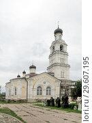 Купить «Церковь Всех Святых в Благовещенском Киржачском монастыре», эксклюзивное фото № 29607195, снято 23 июля 2018 г. (c) stargal / Фотобанк Лори