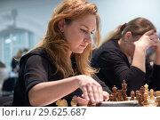 Купить «Grandmaster Elina Danielian, Armenia», фото № 29625687, снято 29 декабря 2018 г. (c) Stockphoto / Фотобанк Лори