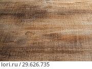 Купить «Grunge wood board texture with natural pattern», фото № 29626735, снято 31 декабря 2018 г. (c) bashta / Фотобанк Лори