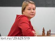 Купить «Grandmaster Valentina Gunina, Russia», фото № 29629519, снято 30 декабря 2018 г. (c) Stockphoto / Фотобанк Лори