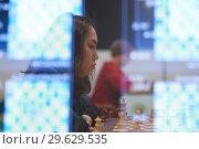 Купить «Grandmaster Lei Tingjie, China», фото № 29629535, снято 30 декабря 2018 г. (c) Stockphoto / Фотобанк Лори