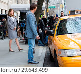 Купить «On Location with The Goldfinch Featuring: Nicole Kidman, Luke Wilson Where: New York, New York, United States When: 13 Mar 2018 Credit: WENN.com», фото № 29643499, снято 13 марта 2018 г. (c) age Fotostock / Фотобанк Лори
