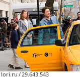Купить «On Location with The Goldfinch Featuring: Nicole Kidman, Luke Wilson Where: New York, New York, United States When: 13 Mar 2018 Credit: WENN.com», фото № 29643543, снято 13 марта 2018 г. (c) age Fotostock / Фотобанк Лори