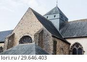 Abbey of Paimpont. Broceliande, France (2017 год). Стоковое фото, фотограф Николай Коржов / Фотобанк Лори