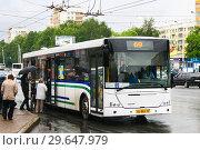 Купить «Nefaz 52998 (VDL Transit)», фото № 29647979, снято 28 мая 2010 г. (c) Art Konovalov / Фотобанк Лори