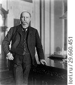 Купить «Garret Augustus Hobart, 1844 -1899. 24th Vice President of the United States.», фото № 29660451, снято 11 февраля 2015 г. (c) age Fotostock / Фотобанк Лори