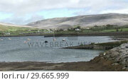 Купить «Stock Footage Clare in Ireland 2», видеоролик № 29665999, снято 16 июля 2019 г. (c) Wavebreak Media / Фотобанк Лори
