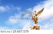 Buckingham Palace 5. Стоковое видео, агентство Wavebreak Media / Фотобанк Лори
