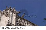 Купить «Old Paris in the Latin Quarter », видеоролик № 29667691, снято 22 мая 2019 г. (c) Wavebreak Media / Фотобанк Лори
