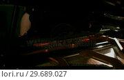 Купить «Woman playing a piano», видеоролик № 29689027, снято 31 августа 2016 г. (c) Wavebreak Media / Фотобанк Лори